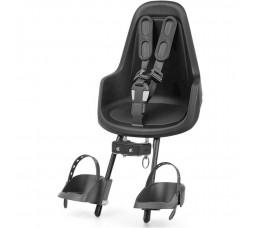 Bobike Bobike Fietszitje One Mini Zwart