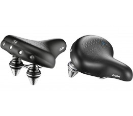 Selle Royal Zadel Sr 5111udtc Strengtex Drifter Blac Black Premium Zwart Relaxed Gel+ics