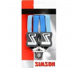 Simson Snelbinder  Kobalt 49 Cm Extra Kor 3 Binder Universele Asplaat Va 20inch