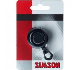 Simson Bel  Compact Zwart Per Stuk