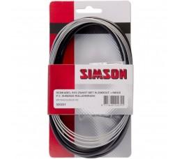 Simson Remkabelset  Shimano Rollerbrake Met Klembout Pv Shimano Br-im45/55/80