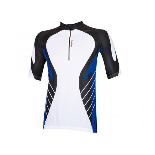 Fastrider Shirt Storm Shark Blue Maat L