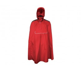 Fastrider Cape Rood One Size
