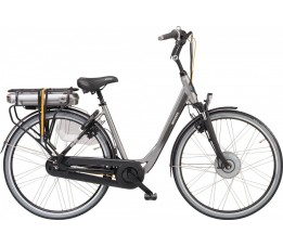 Sparta F8e Ltd Incl. 500wh, Grey/black Matte