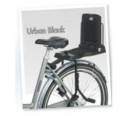 Bobike Duo A Bobike Junior Urban Black Zonder Montageset