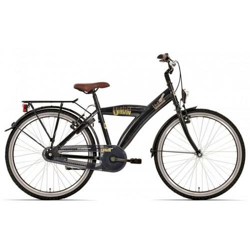 """Fiets Bike Fun 20"""" Urban Rn Zwart Crunch"""