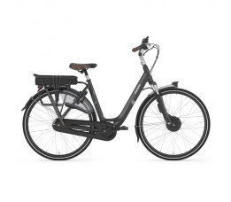 Gazelle Grenoble C7+ Hfp, Black
