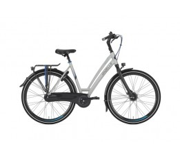 Gazelle Chamonix C7+ Ltd, Pebble Grey