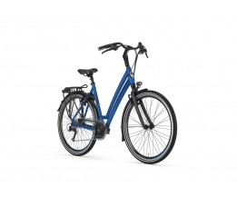 Gazelle Chamonix T27+ Ltd, Tropical Blue Mat