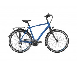 Gazelle Chamonix T27+ Ltd, Tropical Blue Mat