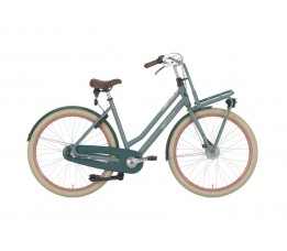Gazelle Miss Grace T3, Moss Grey