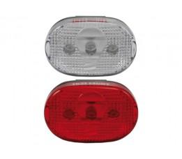 Ikzi Verlichtingsset Op Batt Ikzi Light Voor +achter Dof