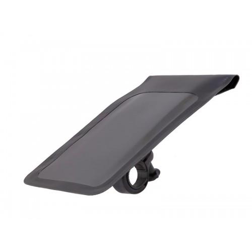 Mirage Mirage Smartphone Houder Xl Afneembaar 15x7cm Zwart